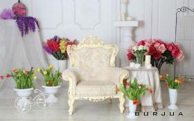 Barocco кресло