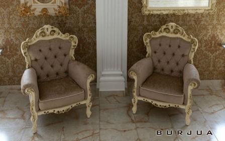 кресло Барокко Лакшери Baracco Luxury