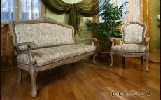 Nikolskiy диван 3х местный