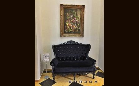 диван Царский Люкс Royal Lux 2х местный