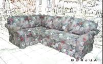 Marquis диван угловой