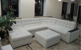 Ватикан диван - П образный