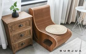ipaper кресло brown